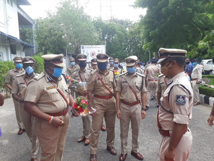 સર્વ ટુ સિક્યોર પર કામગીરી કરવામાં આવશે, સાયબર ક્રાઈમ પર પણ વધુ ધ્યાન અપાશે : પોલીસ કમિશ્નર અમદાવાદ,Ahmedabad - Divya Bhaskar