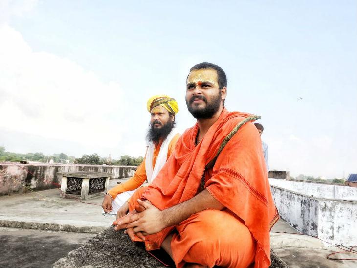 રામ મંદિર નિર્માણથી સાધુ સંતોમાં ઉત્સાહ છે.