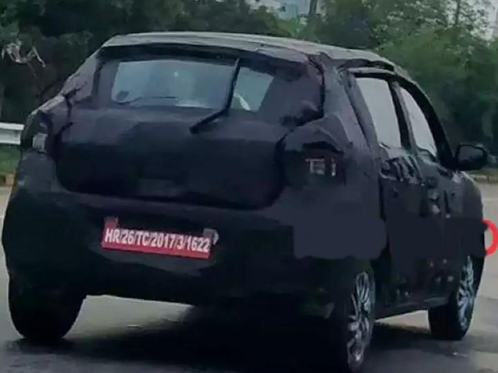 નવી મારુતિ Celerio પહેલીવાર ટેસ્ટિંગ દરમિયાન જોવા મળી, એન્ટ્રી લેવલ કારની સ્ટાઇલિંગ SUV જેવી હશે ઓટોમોબાઈલ,Automobile - Divya Bhaskar