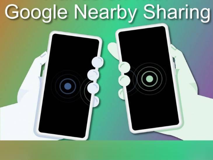 એપલના એરડ્રોપ સ્ટાઈલ એન્ડ્રોઈડનું 'નિયરબાય શેર' ફાઈલ શેરિંગ ફીચર લોન્ચ થયું, ઈન્ટરનેટ વગર ડેટા ટ્રાન્સફર કરી શકાશે ગેજેટ,Gadgets - Divya Bhaskar