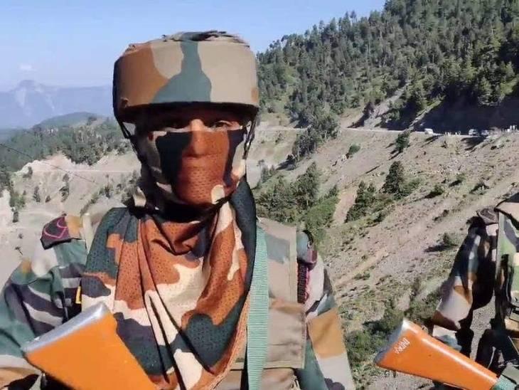 પ્રથમવાર ભારત-પાકિસ્તાન વચ્ચેની લાઈન ઓફ કન્ટ્રોલ પર 30 મહિલા સૈનિકો ફરજ બજાવશે|ઈન્ડિયા,National - Divya Bhaskar