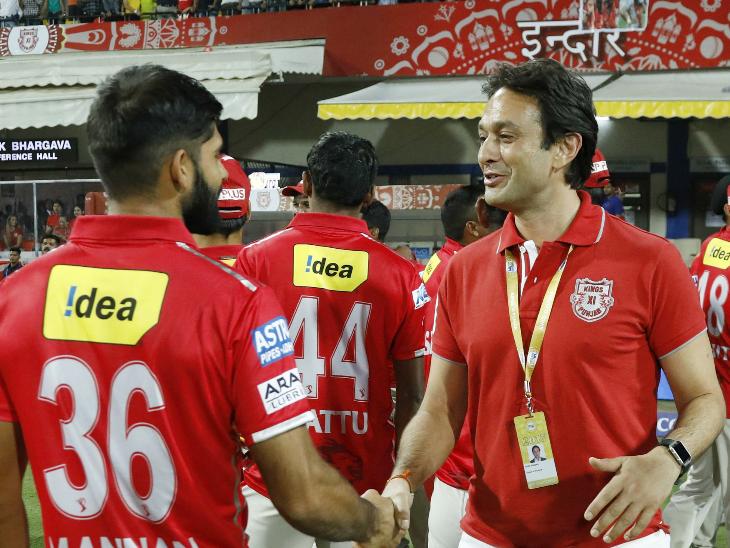 પંજાબની ટીમના કો-ઓનર વાડિયાએ કહ્યુ- કોરોના ગાઇડલાઇનનો કડક અમલ થવો જોઈએ, એક પોઝિટિવ કેસ પણ આખી IPLને બરબાદ કરી નાખશે ક્રિકેટ,Cricket - Divya Bhaskar