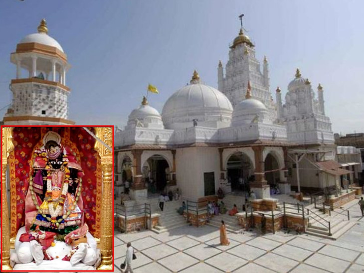 રણછોડરાયજી મંદિર, ડાકોર - Divya Bhaskar