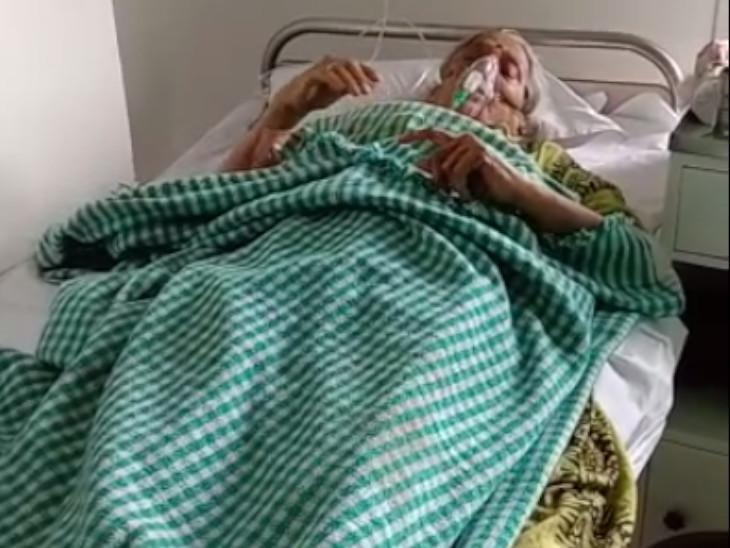 સિવિલ હોસ્પિટલની બેદરકારી, સંબંધીઓને જાણ કર્યા વગર દર્દીને પ્રાઈવેટમાં ખસેડ્યા, પ્લાઝમાના 10 હજાર લીધા|સુરત,Surat - Divya Bhaskar