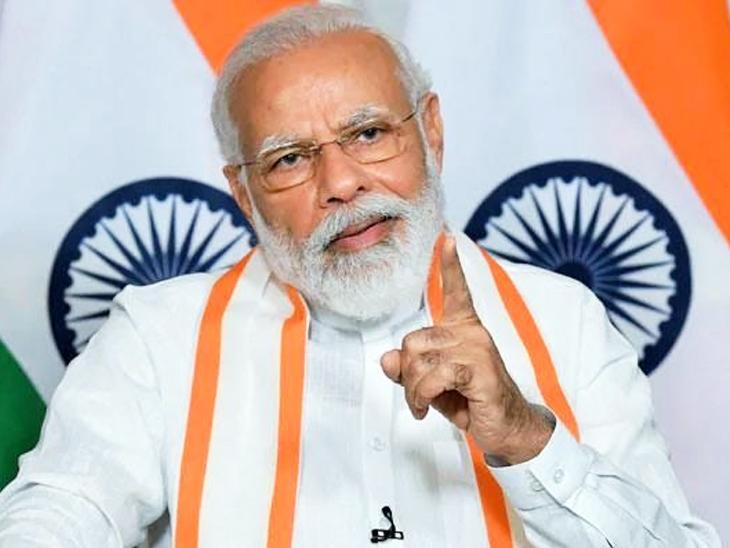 કોરોના વાઈરસ સામે જીતવા ગુજરાત દિલ્હી મોડલ અપનાવે: PM મોદી ઈન્ડિયા,National - Divya Bhaskar