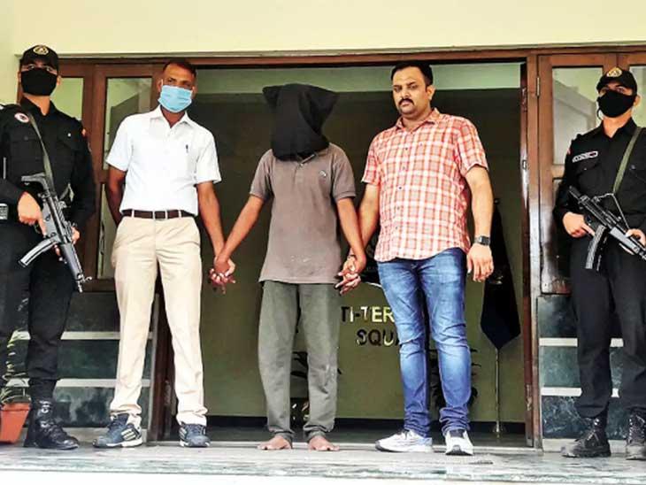 પૂર્વ ગૃહ મંત્રી ઝડફિયા પર હુમલો કરવાના ષડયંત્રનો મામલો, ATSએ મહારાષ્ટ્ર-કર્ણાટકમાંથી વધુ 4 શખ્સની અટકાયત કરી અમદાવાદ,Ahmedabad - Divya Bhaskar