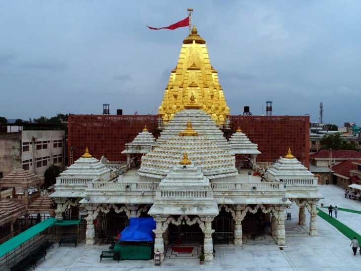 આજથી 12 દિવસ અંબાજી મંદિર બંધ, ભાદરવી પૂનમના સમયગાળા દરમિયાન આ માધ્યમો દ્વારા લાઈવ દર્શન થશે, જાણો કયા કયા કાર્યક્રમો થશે અંબાજી,Ambaji - Divya Bhaskar