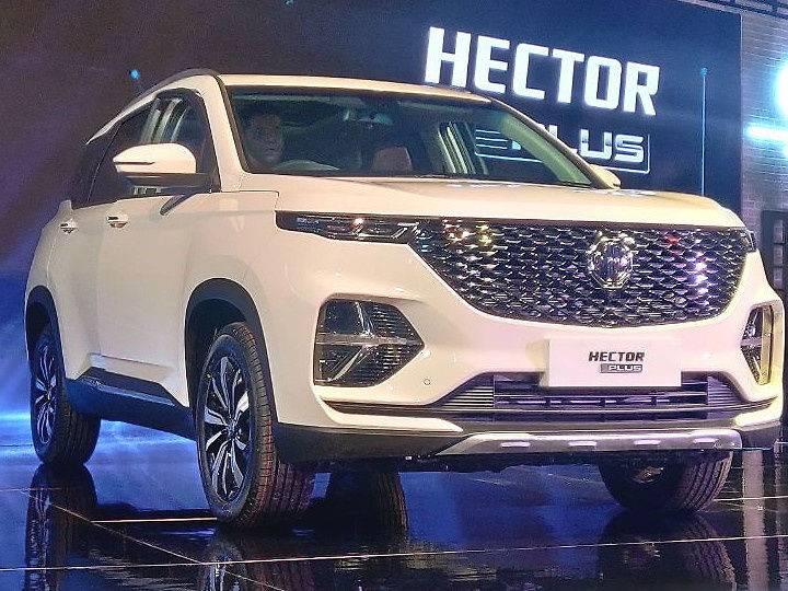 MG Hector Plusની કિંમતમાં ₹45,000નો વધારો ઝીંકાયો, હવે ખરીદવા 13.73 લાખ રૂપિયા ચૂકવવા પડશે ઓટોમોબાઈલ,Automobile - Divya Bhaskar