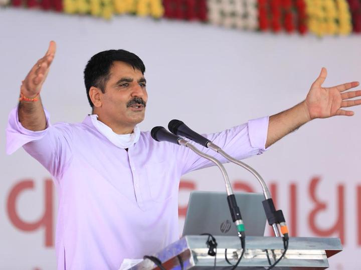 ગુજરાતના ભાજપના મહામંત્રી તરીકે શંકર ચૌધરી, ઝડફિયા સહિત ચાર નામ ચર્ચામાં અમદાવાદ,Ahmedabad - Divya Bhaskar