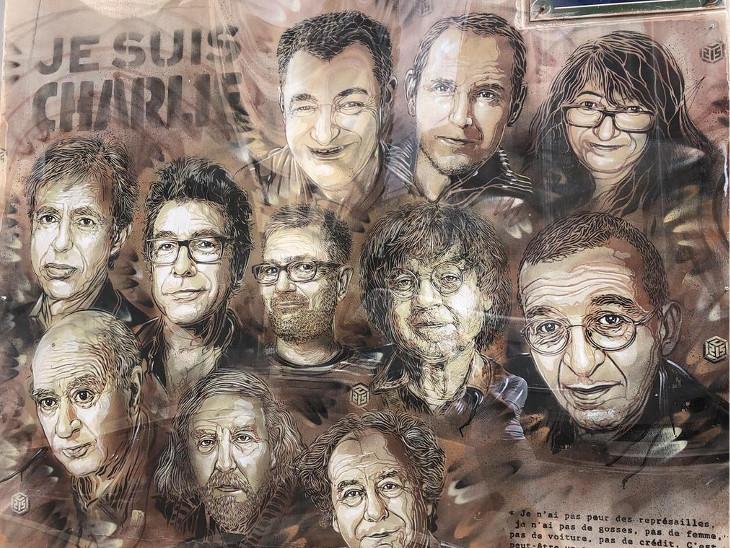 2015માં થયેલા આ આતંકી હુમલામાં 12 કાર્ટૂનિસ્ટના મોત થયા હતા