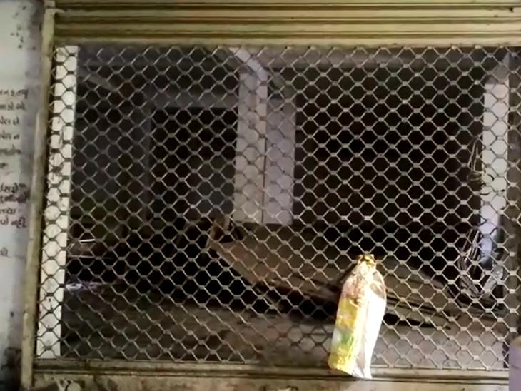 રાવપુરા વિસ્તારમાં આવેલી શ્રી મુક્ત જ્વેલર્સના માલિકની દુકાન