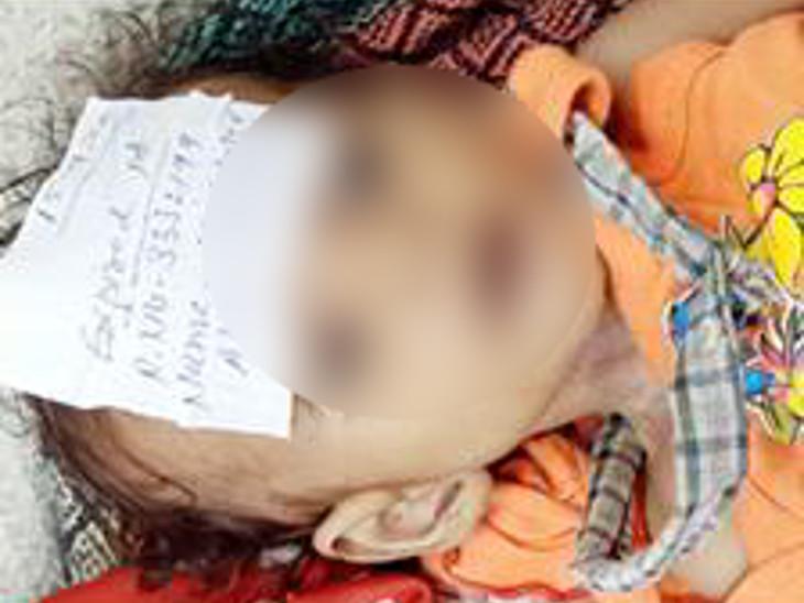 બાળકીને રાજકોટની સિવિલ હોસ્પિટલ ખસેડી તે પહેલા જ મોત નીપજ્યું - Divya Bhaskar