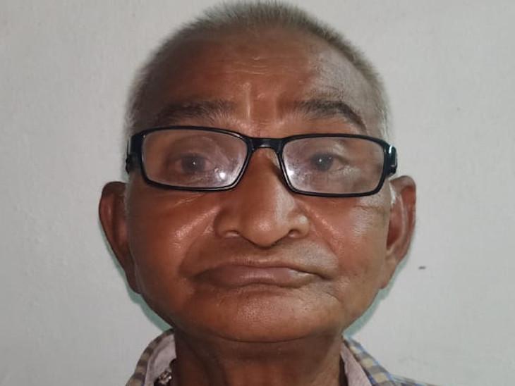 સુરત પાસેથી પકડાયેલો પત્નીનો હત્યારો પતિ - Divya Bhaskar