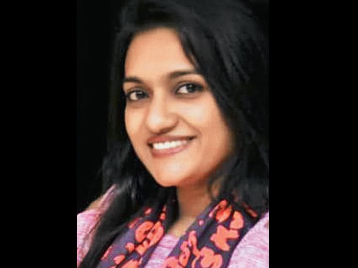 લિપિ ઓઝા. - Divya Bhaskar