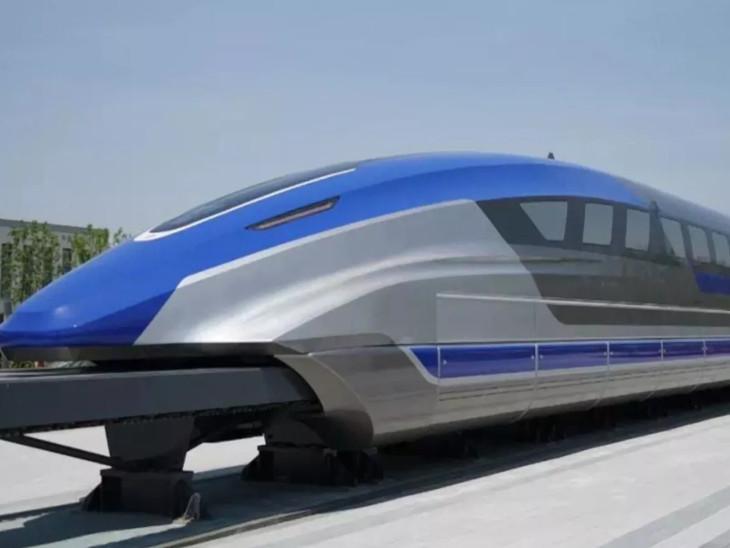 BHEL વિશ્વની અત્યાધુનિક આંતરરાષ્ટ્રીય ટેકનોલોજીને ભારતમાં લાવવામાં મદદ કરશે અને ભારતમાં મેગ્લેવ ટ્રેનોનું નિર્માણ કરશે. - Divya Bhaskar