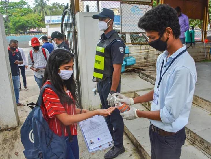 પરીક્ષાર્થી અને તેમના વાલીઓ માટે કેમ્પસમાં જ રાત્રિ રોકાણની વ્યવસ્થા કરવામાં આવી - Divya Bhaskar