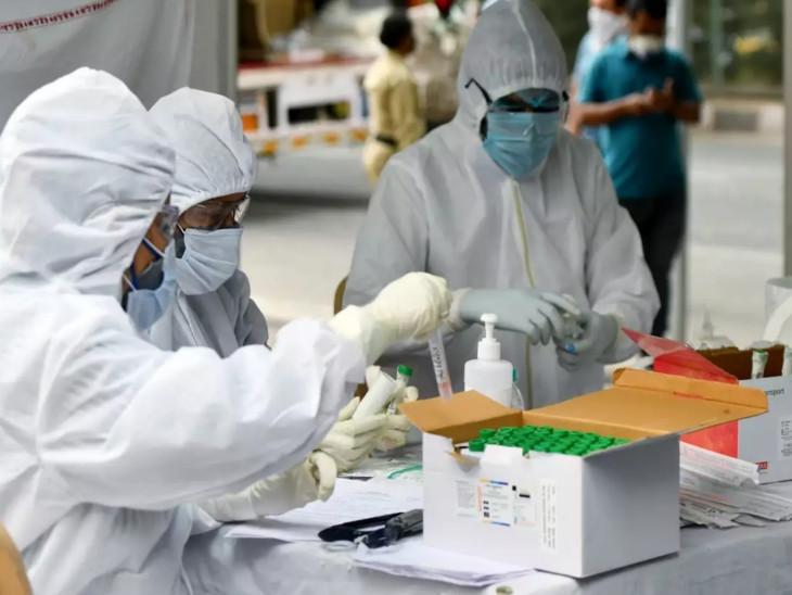 રાજકોટમાં 151 નવા કેસ, 24 કલાકમાં 23નાં મોત, 1548 દર્દી હજુ પણ સારવાર હેઠળ|રાજકોટ,Rajkot - Divya Bhaskar