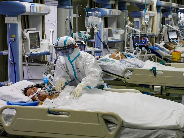 પ્લાઝમા મફતમાં મેળવી હોસ્પિટલો દર્દીઓ પાસેથી મોટી રકમ વસુલે છે|ભાવનગર,Bhavnagar - Divya Bhaskar