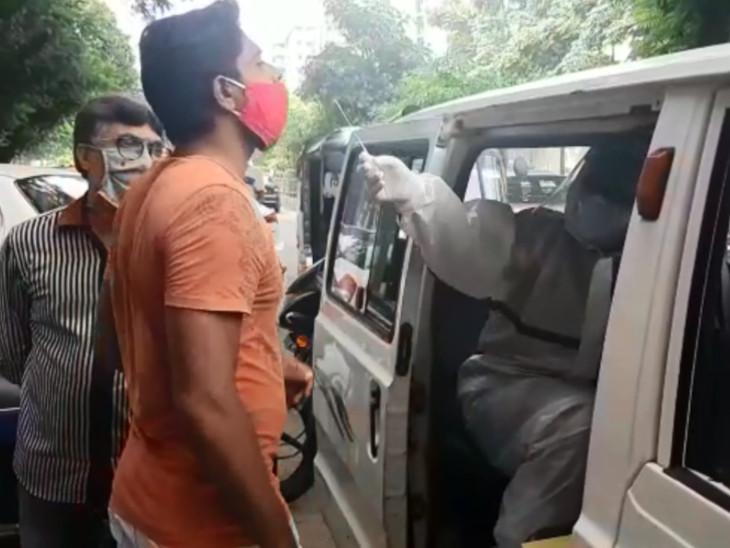 સુરતમાં કોરોના સુપર સ્પ્રેડરોની સંખ્યા 62 થઈ, પેટ્રોલ પંપ કર્મચારીઓના ટેસ્ટિંગ કરાયા|સુરત,Surat - Divya Bhaskar
