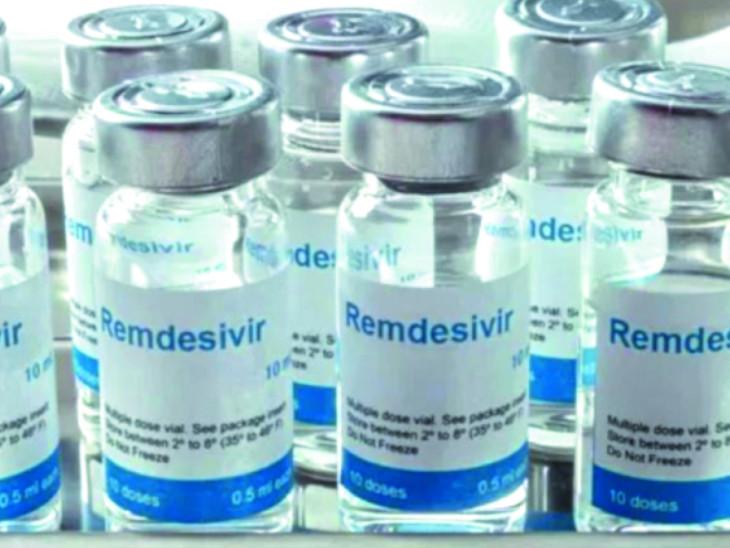 વડોદરામાં કોરોનાની સારવાર માટેના રેમડેસીવીર ઈન્જેક્શનની અછત ન સર્જાય તે માટે 1200 ઈન્જેક્શન હોસ્પિટલને અપાયા|વડોદરા,Vadodara - Divya Bhaskar
