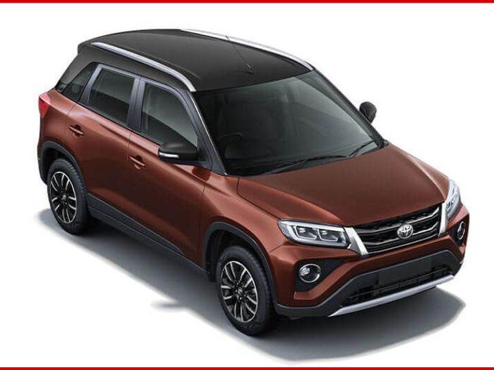 ટોયોટા અર્બન ક્રૂઝર SUV 6 વેરિઅન્ટમાં આવશે, પ્રારંભિક કિંમત 8.40 લાખ રૂપિયા|ઓટોમોબાઈલ,Automobile - Divya Bhaskar