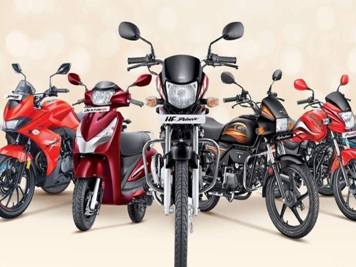એક રૂપિયો આપો અને હીરો, હોન્ડા અને TVSની કોઇપણ બાઇક ખરીદો, 5% કેશબેક પણ મળશે અને કોઈ પ્રોસેસિંગ ફી પણ ચૂકવવી નહીં પડે ઓટોમોબાઈલ,Automobile - Divya Bhaskar