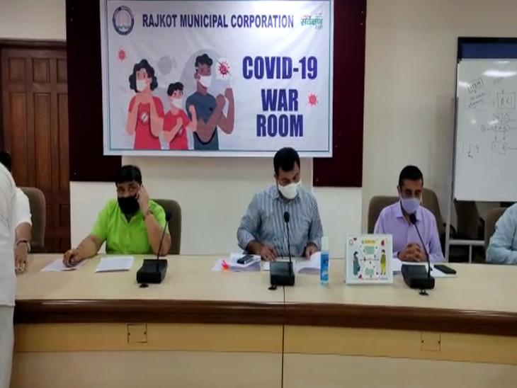સ્ટેન્ડિંગ કમિટીની બેઠકમાં 45 કરોડના વિકાસના કામોની મંજૂરી, ગૌરીદડમાં વૃક્ષારોપણ કરવાની 2 કરોડ 58 લાખની દરખાસ્ત નામંજૂર કરાઈ|રાજકોટ,Rajkot - Divya Bhaskar