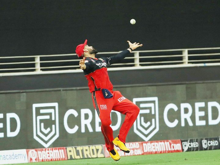 Bangalore skipper Virat Kohli dropped two catches by Punjab skipper Lokesh Rahul in two consecutive overs.