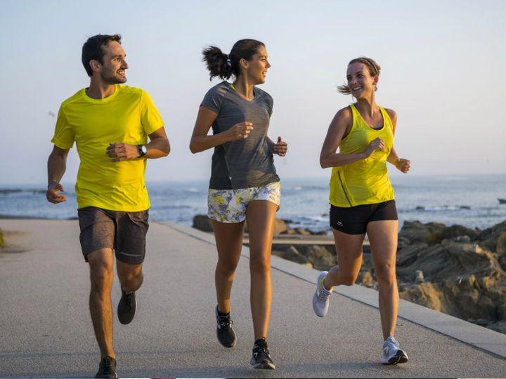 રોજ દોડવાથી સ્ટ્રોકનું જોખમ 40 ટકા ઓછું થઇ જાય છે, પરંતુ રનિંગની આ યોગ્ય રીત જાણી લો|હેલ્થ,Health - Divya Bhaskar
