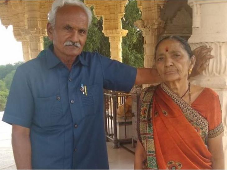 પુત્રીનો દાવો : કોરોના ન હોવા છતાં કોરોના દર્દી તરીકે દાખલ  કર્યા હતા - Divya Bhaskar
