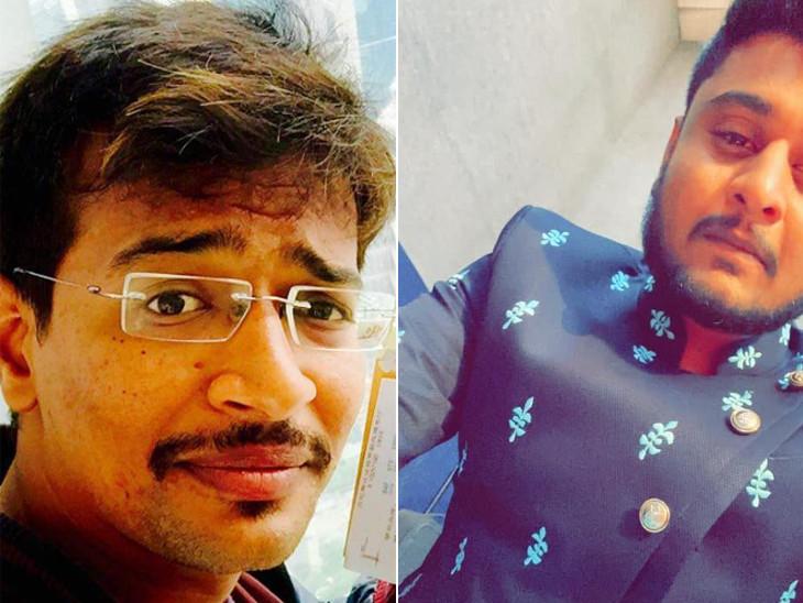 એરોનોટિકલ એન્જિનિયર અને બી.ફાર્મ થયેલા બે યુવકો MD ડ્રગ્સ બનાવી આખા સુરતમાં પહોંચાડતા સુરત,Surat - Divya Bhaskar