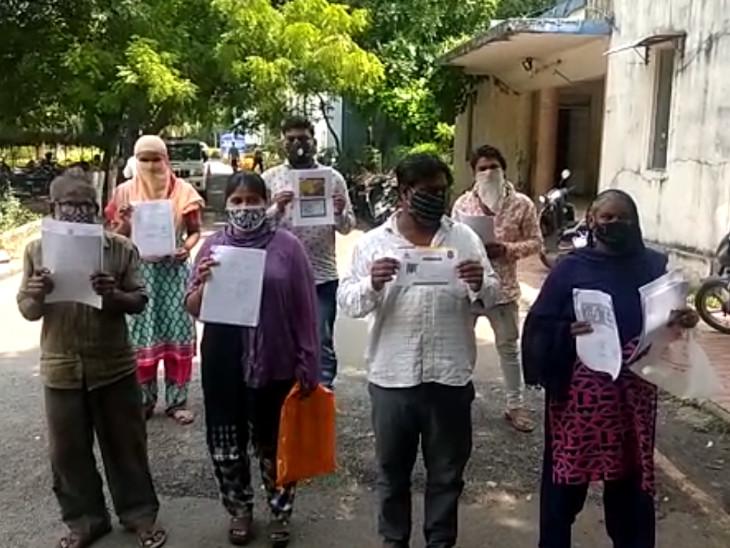 સુરતમાં કોંગ્રેસના કોર્પોરેટર વિરૂધ્ધ જમીન પચાવી ધમકી અપાતી હોવાની પોલીસ કમિશનરને અરજી કરાઈ|સુરત,Surat - Divya Bhaskar