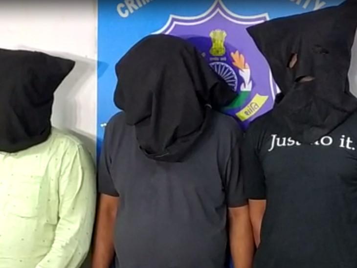 સુરતમાં 1.33 કરોડના ડ્રગ્સ કેસમાં પોલીસે વધુ 3 આરોપીઓને ઝડપી લીધા સુરત,Surat - Divya Bhaskar