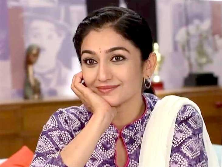 જૂનાં અંજલિભાભીએ કહ્યું, 'મને કહેવામાં આવ્યું હતું કે કામ કરવું હોય તો કરો, નહીંતર છોડીને જતાં રહો'|ટીવી,TV - Divya Bhaskar