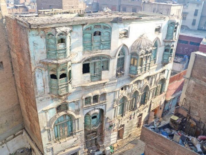 પાકિસ્તાનમાં રાજ કપૂરનું મકાન.