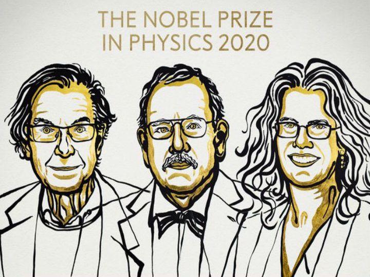 3 વૈજ્ઞાનિકો પેનરોઝ, ગેંઝેલ અને એન્ડ્રિયા ગેઝને ફિઝીક્સમાં નોબેલ, બ્લેક હોલ અને આકાશ ગંગાને લગતા સંશોધન કર્યા વર્લ્ડ,International - Divya Bhaskar