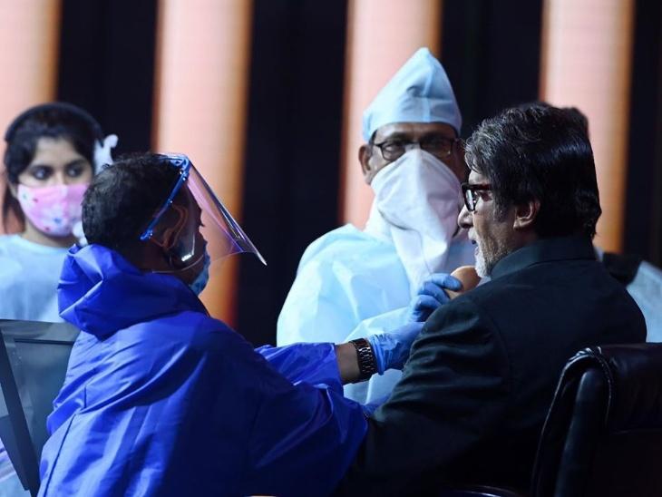 બર્થડે પર પણ અમિતાભ બચ્ચન 'કૌન બનેગા કરોડપતિ 12'નું શૂટિંગ કરશે, મહામારીને કારણે આ વર્ષે સેલિબ્રેશન નહીં કરે|ટીવી,TV - Divya Bhaskar