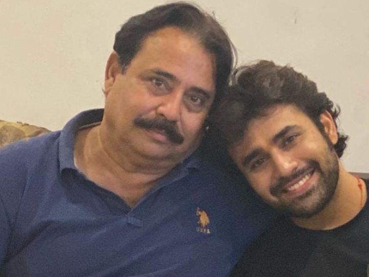 'નાગિન 3' ફૅમ પર્લ વી પુરીના પિતાનું હાર્ટ અટેકથી અવસાન, અધવચ્ચે શૂટિંગ છોડીને એક્ટર આગ્રા ગયો|ટીવી,TV - Divya Bhaskar
