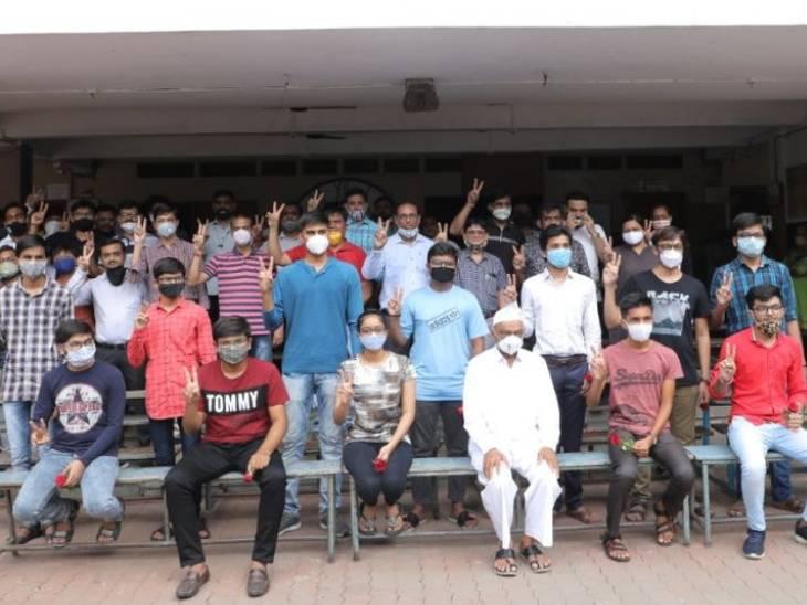 ગુજરાતમાંથી રીક્ષાચાલક, ખેડૂત તથા વૉચમેનના સંતાનોએ NEETની પરીક્ષામાં ઝળહળતી સિદ્ધિ મેળવી અમદાવાદ,Ahmedabad - Divya Bhaskar