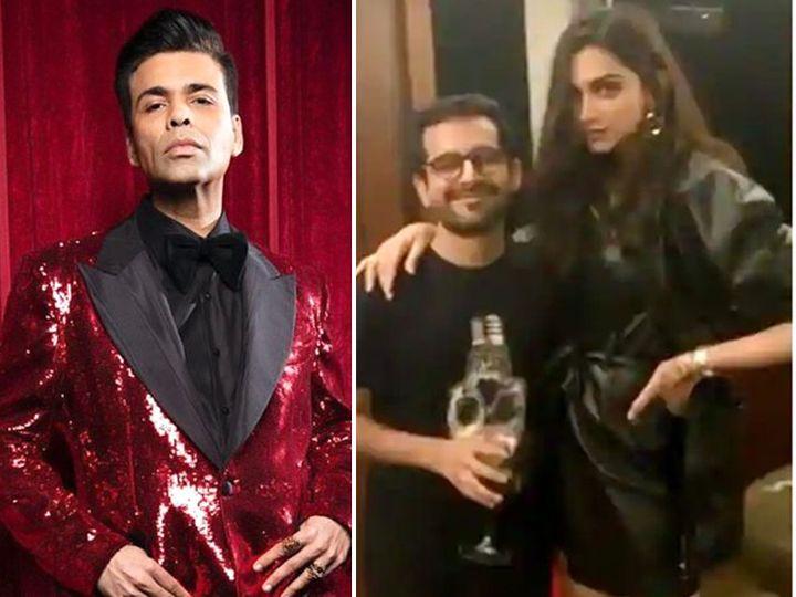 NCBને કરન જોહરની પાર્ટીના વાઈરલ વીડિયોનો બીજો ફોરેન્સિક રિપોર્ટ મળ્યો, કોઈ પણ પ્રકારના ડ્રગ્સનો ઉપયોગ કરવામાં આવ્યો નહોતો બોલિવૂડ,Bollywood - Divya Bhaskar
