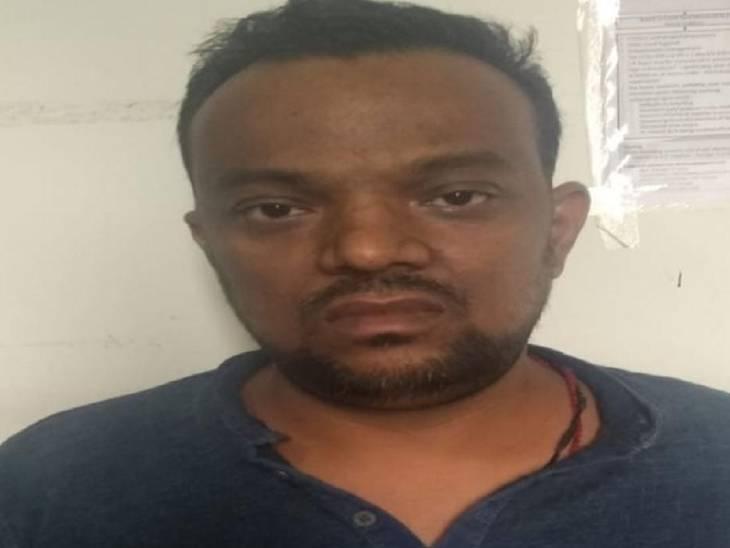 અમદાવાદમાં મોટા માથાઓને દારુ સપ્લાય કરતા બુટલેગરની આનંદનગર પોલીસે ધરપકડ કરી|અમદાવાદ,Ahmedabad - Divya Bhaskar