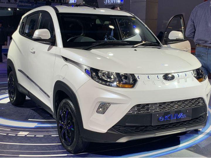 મહિન્દ્રા e-KUV100 આવતા વર્ષે લોન્ચ થશે, એડવાન્સ ફીચર્સથી સજ્જ આ કાર સિંગલ ચાર્જમાં 147 કિમીનું અંતર કાપશે|ઓટોમોબાઈલ,Automobile - Divya Bhaskar