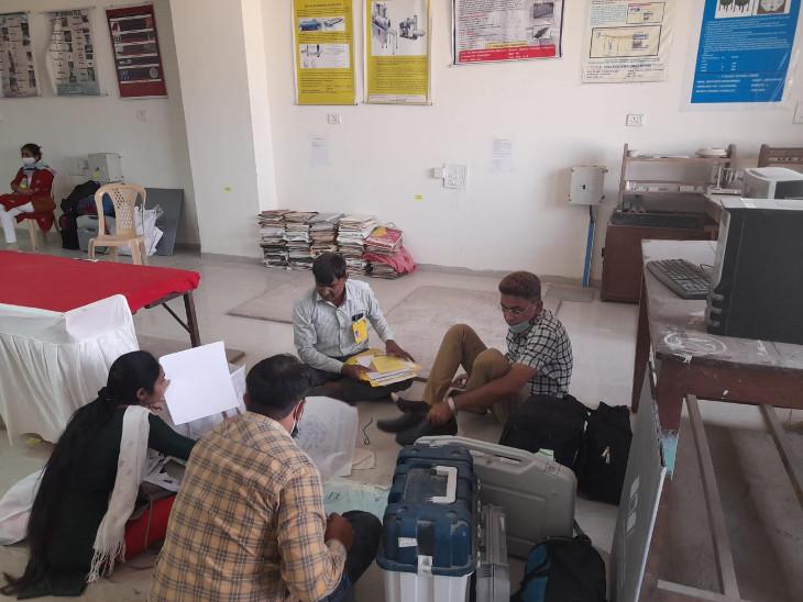 મોરબીમાં વહીવટી તંત્ર દ્વારા ચૂંટણીની તૈયારીને આખરી ઓપ