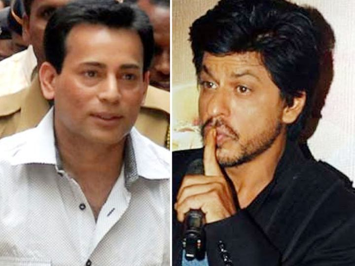 અબુ સાલમે દબાણ કર્યું તો શાહરુખ ખાને કહ્યું હતું, 'તું મને ના કહીશ કે મારે કઈ ફિલ્મ કરવી જોઈએ'|બોલિવૂડ,Bollywood - Divya Bhaskar