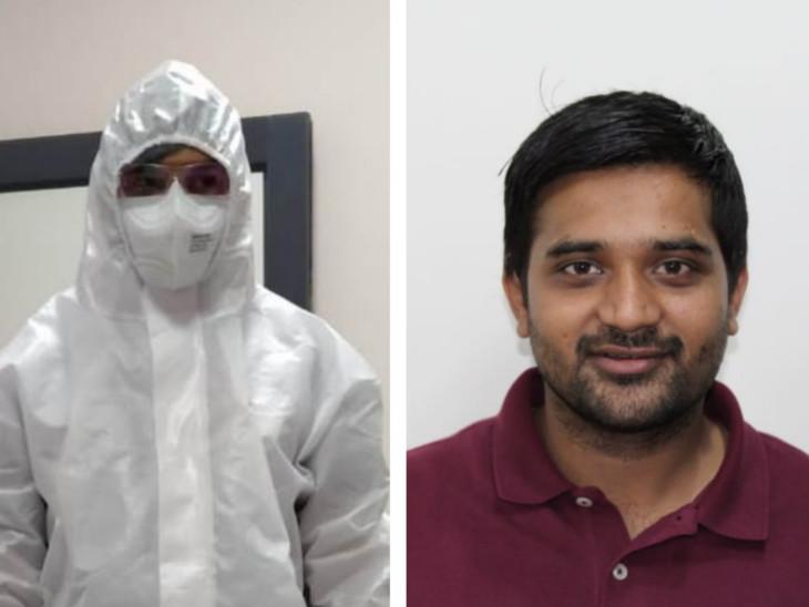 સિવિલમાં હૃદય રોગ સહિત ગંભીર બીમારીવાળા 250 દર્દી કોરોનામુક્ત થયા, ડોક્ટરે કહ્યું, પ્રોન થેરાપી ઉપયોગી, એક દર્દી પણ કોરોનામુક્ત થાય તો તબીબ તરીકેનું જીવન જીવી ગયાનો સંતોષ|રાજકોટ,Rajkot - Divya Bhaskar
