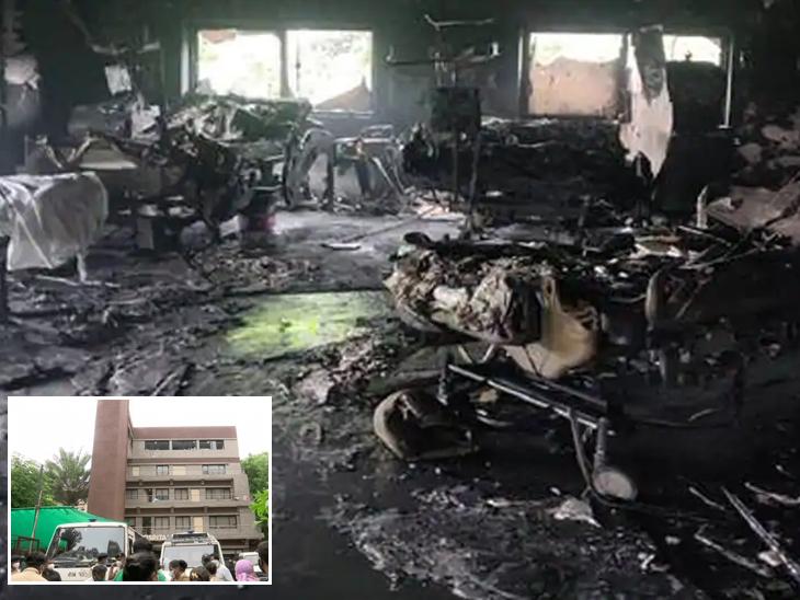 6 ઓગસ્ટ 2020: નવરંગપુરાની શ્રેય હોસ્પિટલમાં આગ, 8નાં મોત.