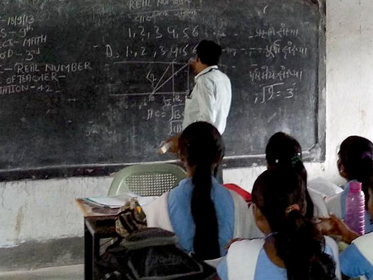 દિવાળી પછી સ્કૂલો શરૂ થાય તો કાળઝાળ ગરમીમાં પરીક્ષા લેવાશે, શૈક્ષણિક સત્ર જૂન સુધી 150 દિવસ સુધી ચાલશે|અમદાવાદ,Ahmedabad - Divya Bhaskar
