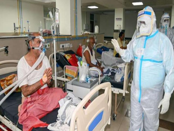 રાજકોટમાં 2ના મોત, 20 કેસ પોઝિટિવ, કુલ કેસની સંખ્યા 8896 પર પહોંચી, 413 દર્દી સારવાર હેઠળ|રાજકોટ,Rajkot - Divya Bhaskar