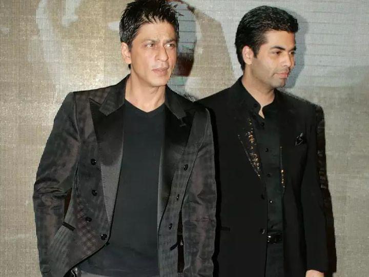 જ્યારે કરણ જોહરે કહ્યું હતું, હું શાહરુખનો જરાપણ ફેન ન હતો, કારણકે મને લાગતું હતું કે તે ઓવરએક્ટિંગ કરે છે બોલિવૂડ,Bollywood - Divya Bhaskar