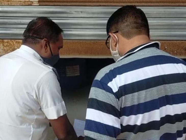સુરતમાં કેમિકલ ફેક્ટરીઓ અને ટ્રાન્સપોર્ટ ગોડાઉન પર પાલિકાના ફાયર વિભાગે તપાસ અને સર્વેની કામગીરી શરૂ કરી|સુરત,Surat - Divya Bhaskar
